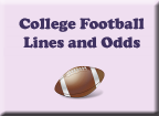 College Football Lines and Odds