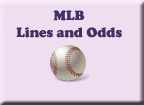 MLB Baseball Lines and Odds