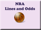 NBA Basketball Lines and Odds