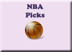 NBA Basketball Picks