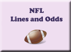 NFL Football Lines and Odds